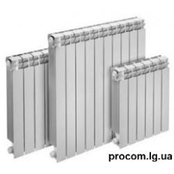 Радиатор алюминиевый POLO 500/7