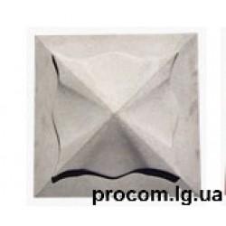 Крышка для колонны 45х45; 49х49 Серый