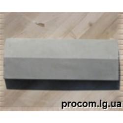 Крышка для парапета 39х27 Серый